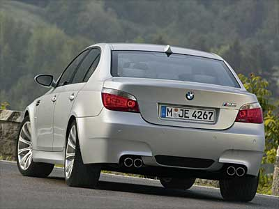 Automatic Transmission on Bmw M5 E60 Pictures  Photos  Information  Prices  Specifications