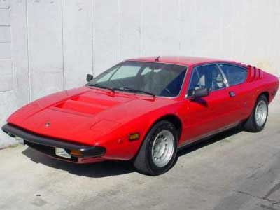 Lamborghini Urraco P250 Pictures, Photos, Information, Prices ...