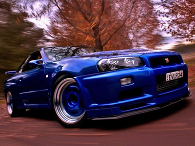 Nissan on Nissan Skyline Gtr Pictures  Photos  Information  Prices
