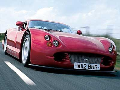 TVR Cerbera Speed 12 Front